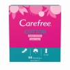 Carefree Cotton Feel Fresh Scent Panty Liners 56-Pack