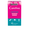 Carefree Cotton Feel Fresh Scent Panty Liners 20-Pack