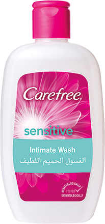 Sensitive Intimate Wash