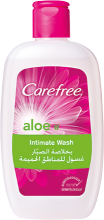 CAREFREE® Aloe Intimate Wash